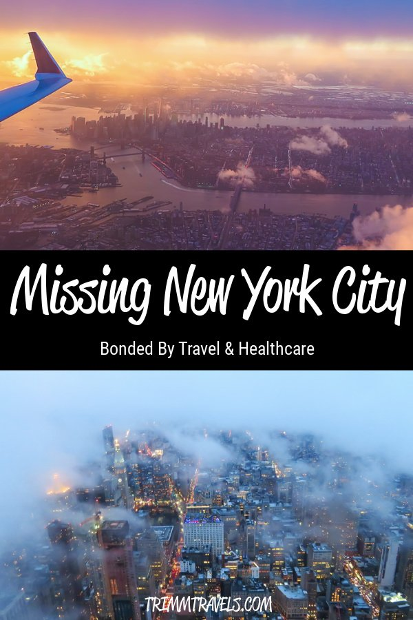I'm missing NYC. I had no idea until this year how much travel and healthcare bonded me to The Big Apple over the last nearly two decades. #newyork #nyc #travel #inspiration