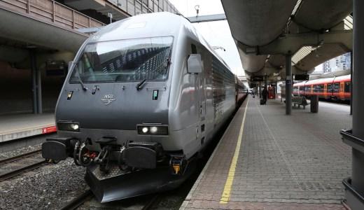 ベルゲン鉄道の車窓から【オスロからベルゲン半日の旅】