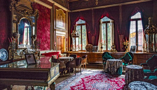 【再訪】パラッツォ ヴェーナルト ラグジュアリーホテル ベネチア スイートルーム滞在記