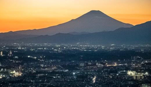 横浜ロイヤルパークホテルの高層階から見る絶景の富士山 ザ・クラブに滞在