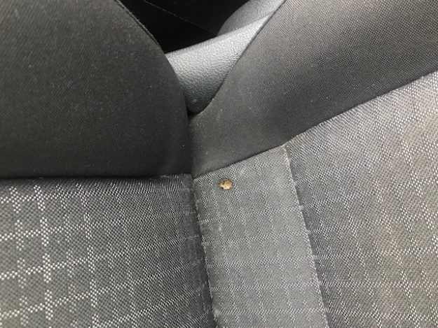 Burn Hole In Car Seat : Cigarette, Archives, Technique