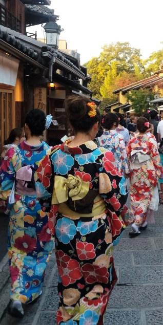 Kimono O'clock