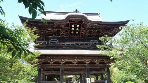 Kenchoji temple, Kamakura. Starting point of a cracking weekend hike.