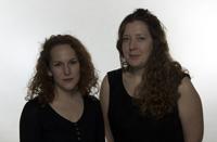 Sarah Myers and Trina Wallace
