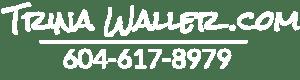 Trina_Waller_New_logo-White-AboveNumber-v2
