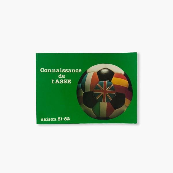 Livre ASSE vintage