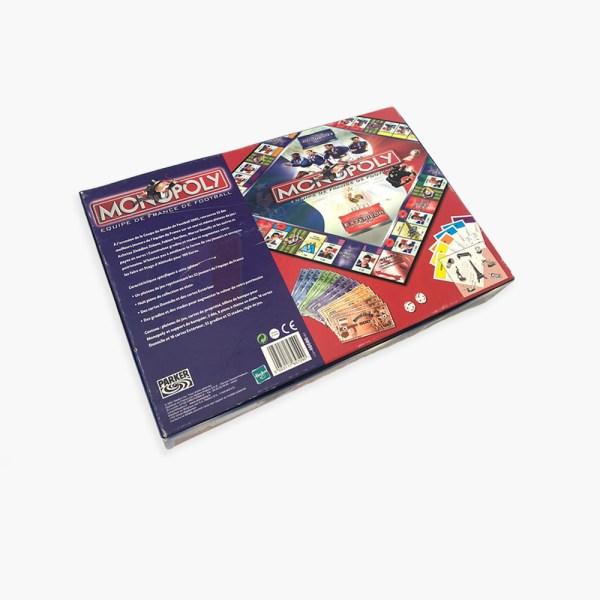 Monopoly équipe de France de football - 2001