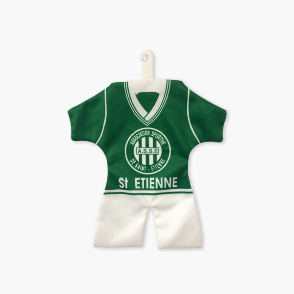 Maillot ASSE voiture