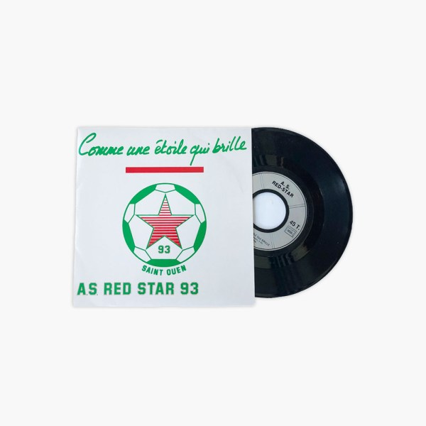 Vinyle Red Star 93