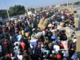 Reabren mercado Haití