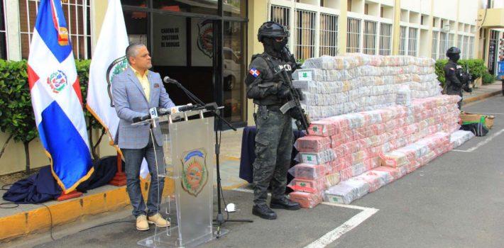 cargamento de cocaína