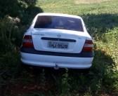 Três Palmeiras – Encontrado veículo roubado