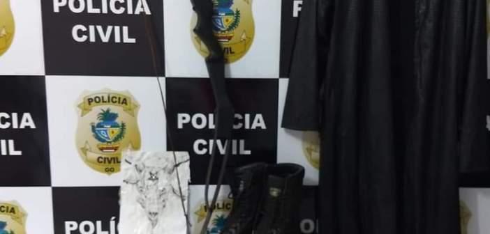Polícia Civil apreende adolescente que planejava realizar massacre em escola