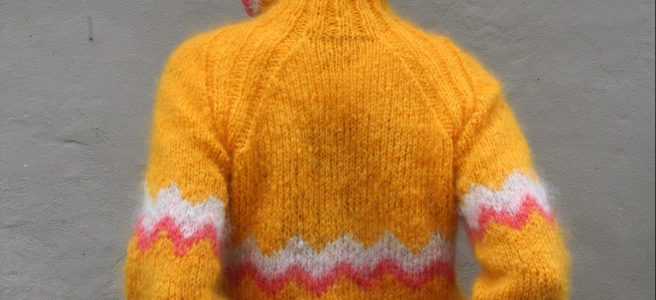 Clyde Sweater Version 2