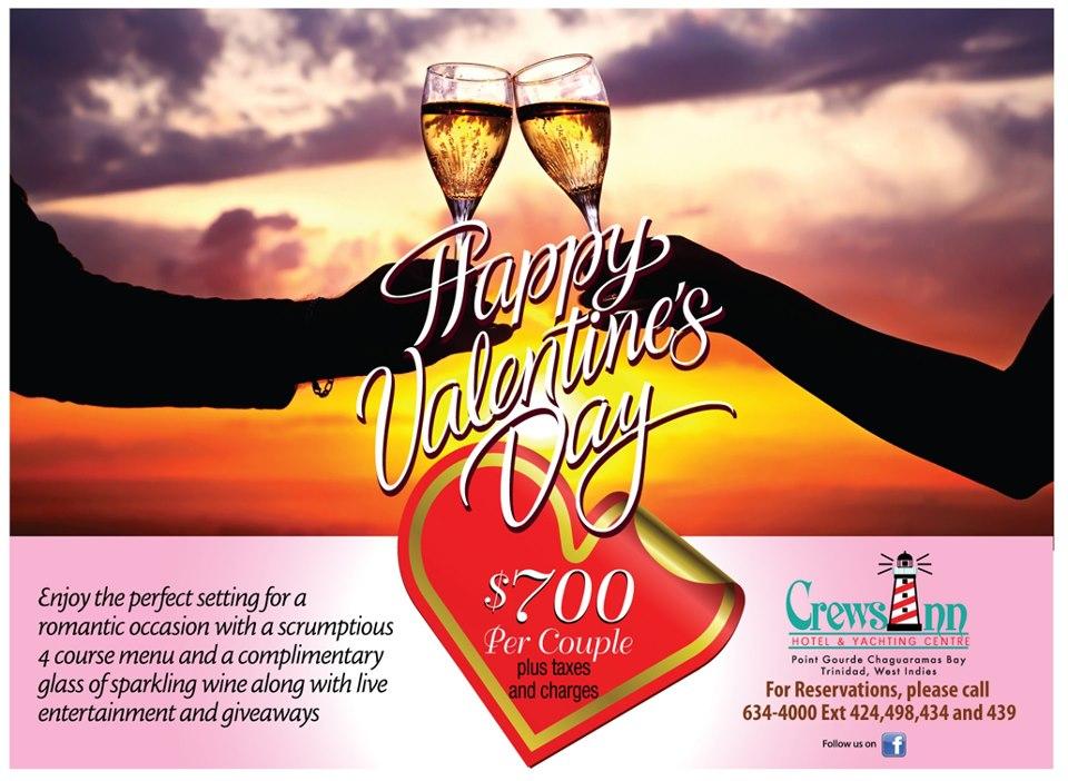 Trinidad Amp Tobago Restaurants With 2013 Valentines Day