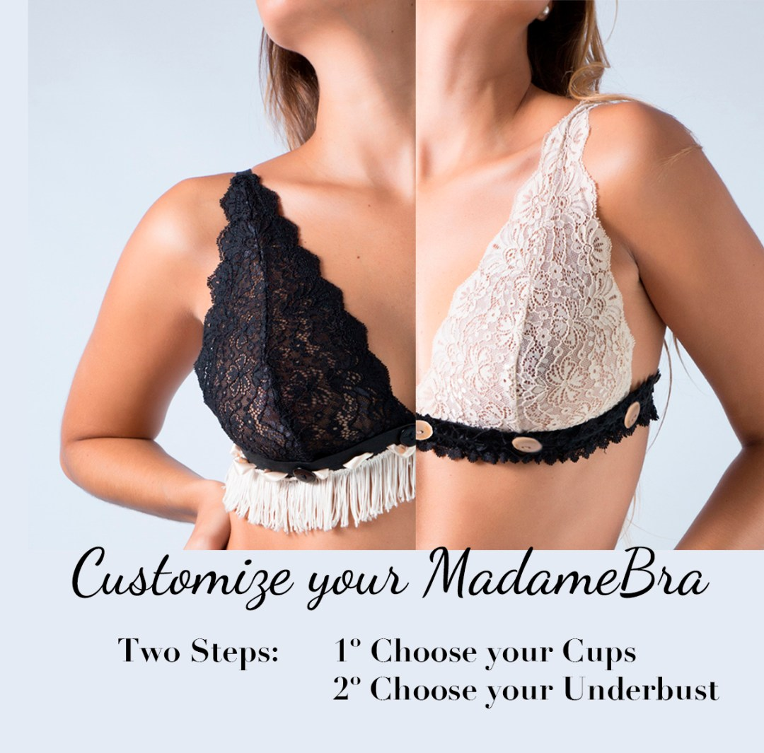 Customize your Bralette