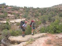 Rattlesnake Canyon - Western Colorado