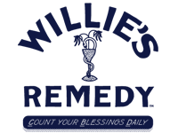 Willie's Remedy Brand CBD + Products