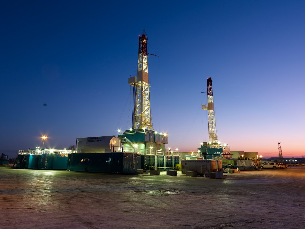 How rigs work The role of Field Electricians  Trinidad Drilling