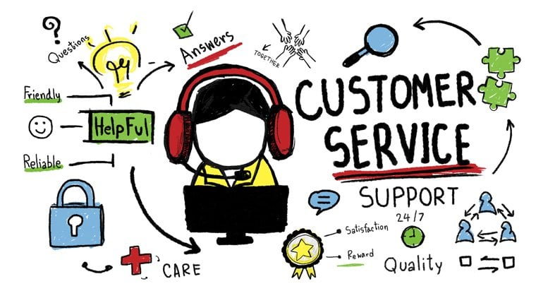 how to get customer service faster