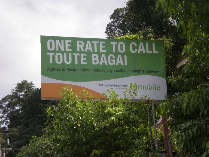 Tooute Bagai Billboard