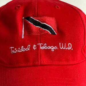 Red Trinidad & Tobago Hat