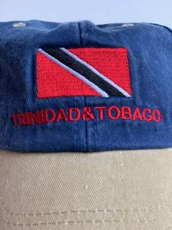 Trinidad Blue Baseball Cap