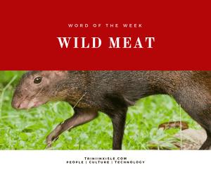 Trini Wild Meat