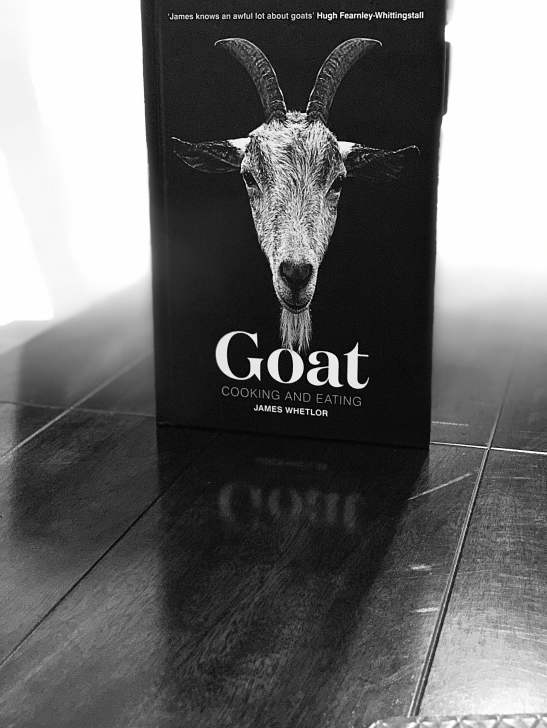 Goat Cooking and Eating Book cover