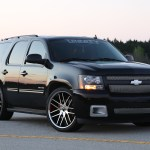 Lowered And Magnuson Supercharged 2010 Tahoe On 24s Trinity Motorsports