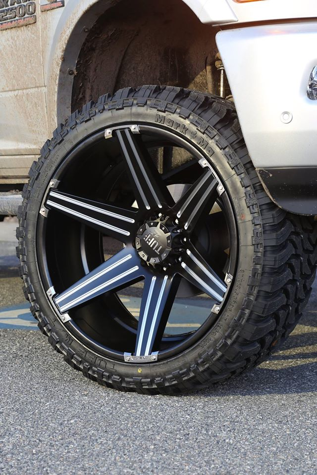 Dodge Ram On 26s : dodge, Lifted, Trinity, Motorsports