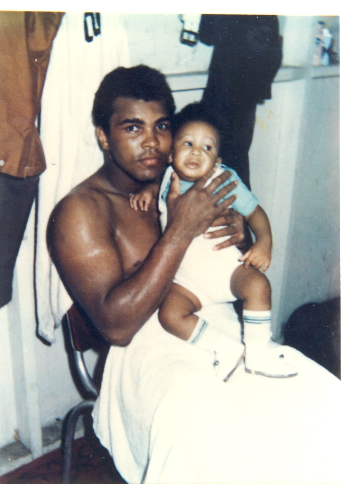 Ali and Mike