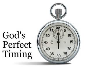 Transitional Friday: Ecclesiastes 3: 6-10, God has a time and purpose for everything