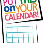 Schedule the tasks on your calendar