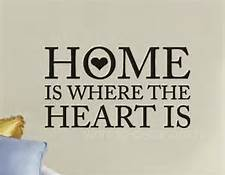home where heart is