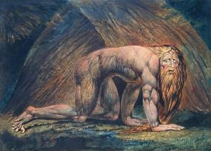 Nebuchadnezzar 1795-c. 1805 William Blake 1757-1827