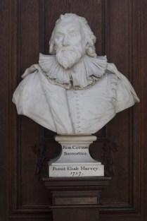 Sir Robert Cotton by Roubiliac