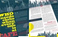 Interesting Magazine Layouts | stage2media
