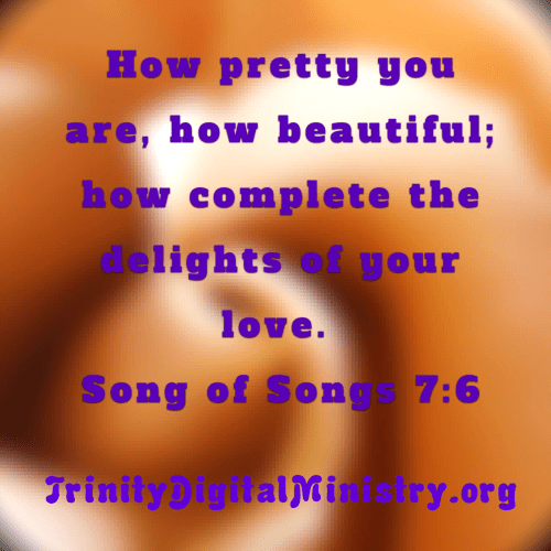 Song of Songs 7_6 image