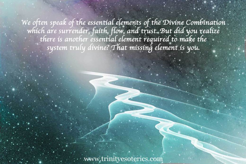 winding path in space trinity esoterics