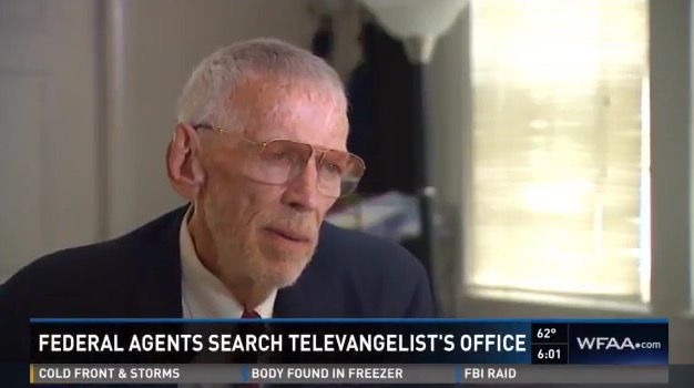 Feds Investigate Benny Hinn's Headquarters
