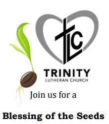 Blessing of the Seeds