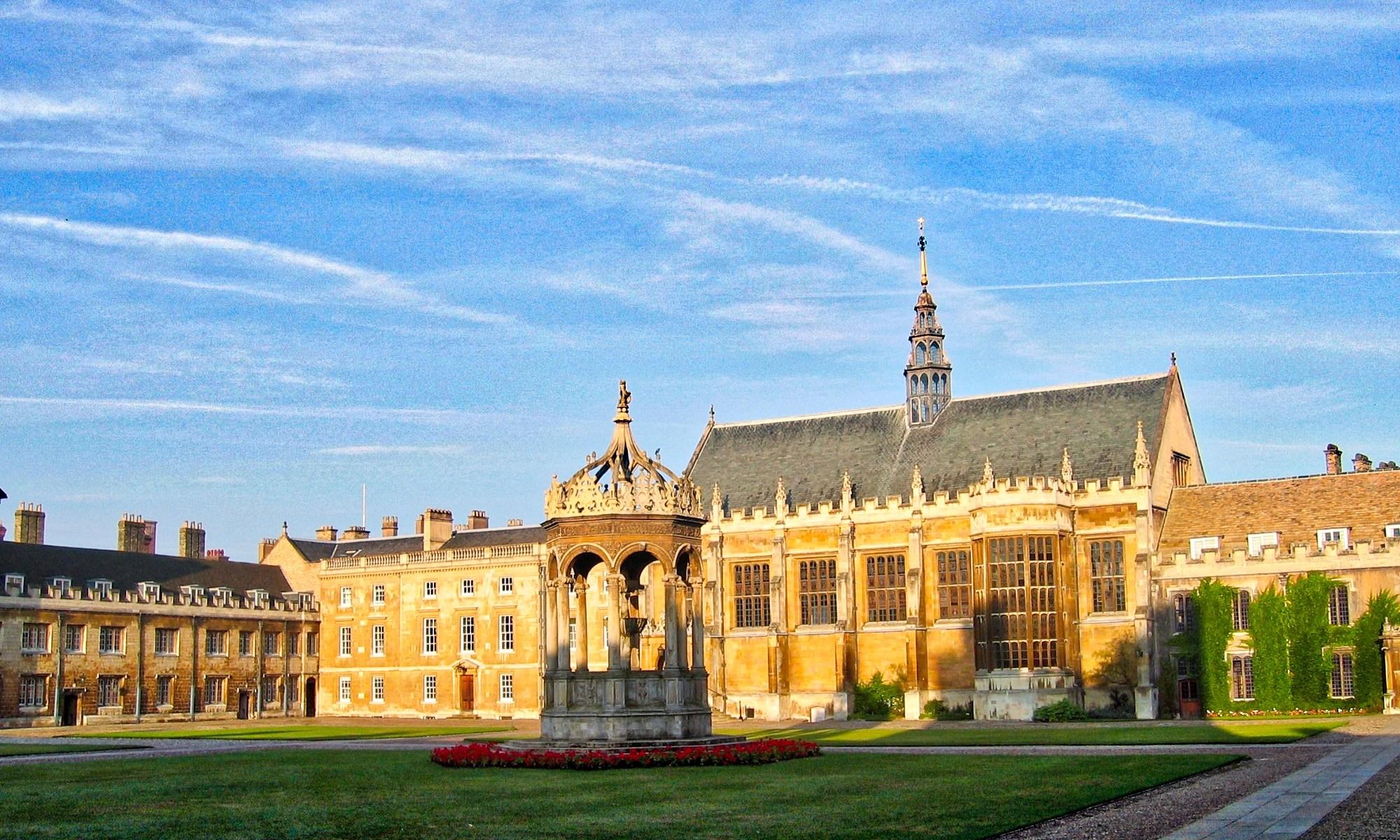 Trinity College Cambridge University Trinity in Japan