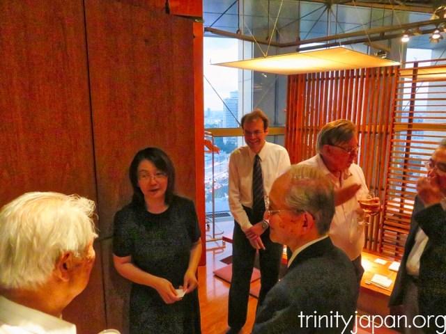 Trinity in Japan 8 September 2017