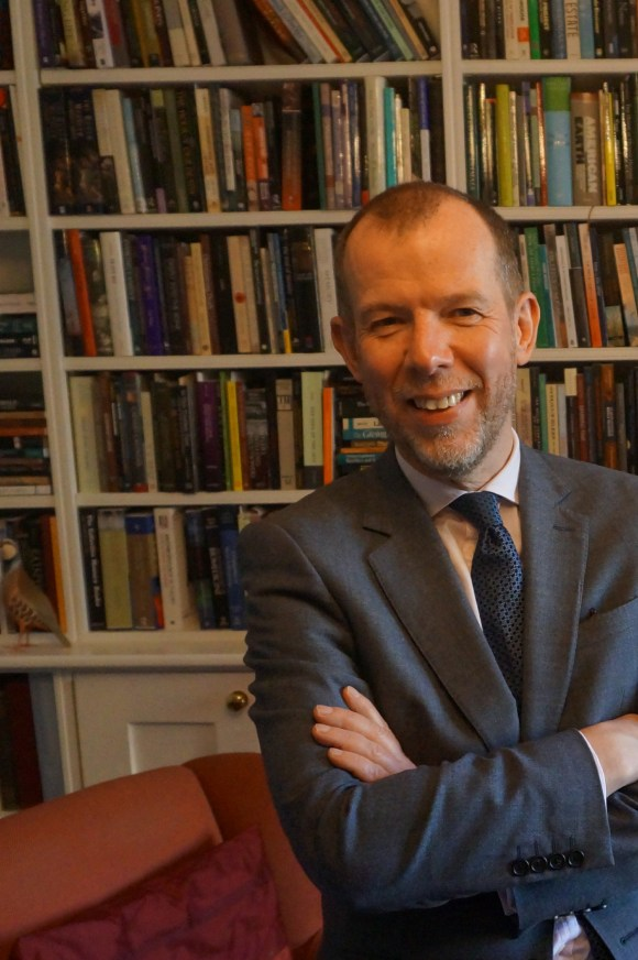 The Revd Dr Michael Banner, Trinity College Cambridge, Dean of Chapel and Fellow, Director of Studies in Theology, Chair of Alumni Relations and Development