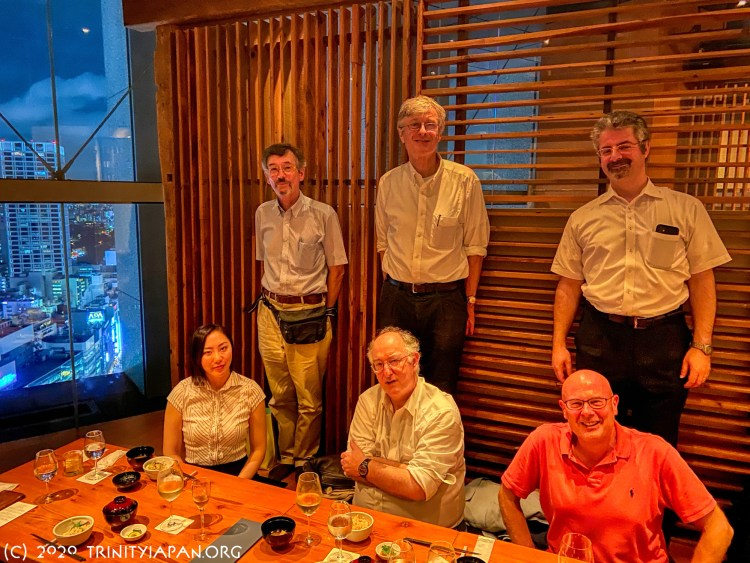 Trinity in Japan with Hermann Hauser: about the Cambridge venture ecosystem, 17 September 2020