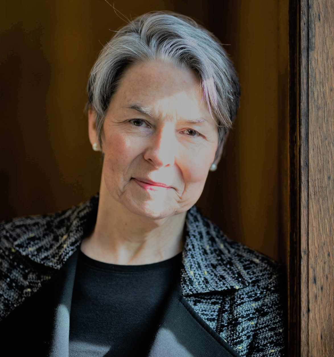 Dame Sarah Worthington in discussion with Trinity in Japan on Friday 26 February 2021 at 6pm