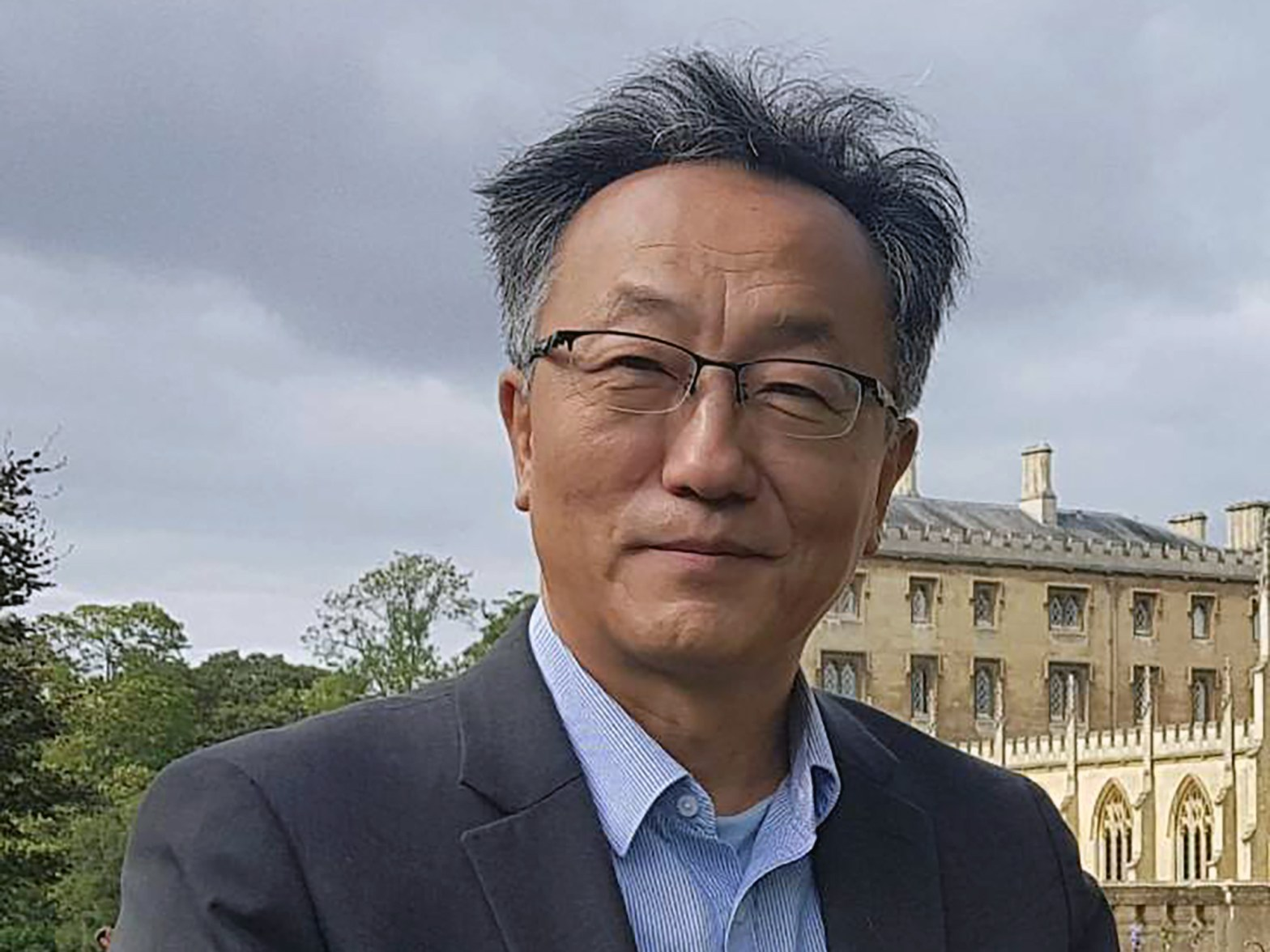 Professor Heonik Kwon, Senior Research Fellow in Social Anthropology, Fellow of Trinity College