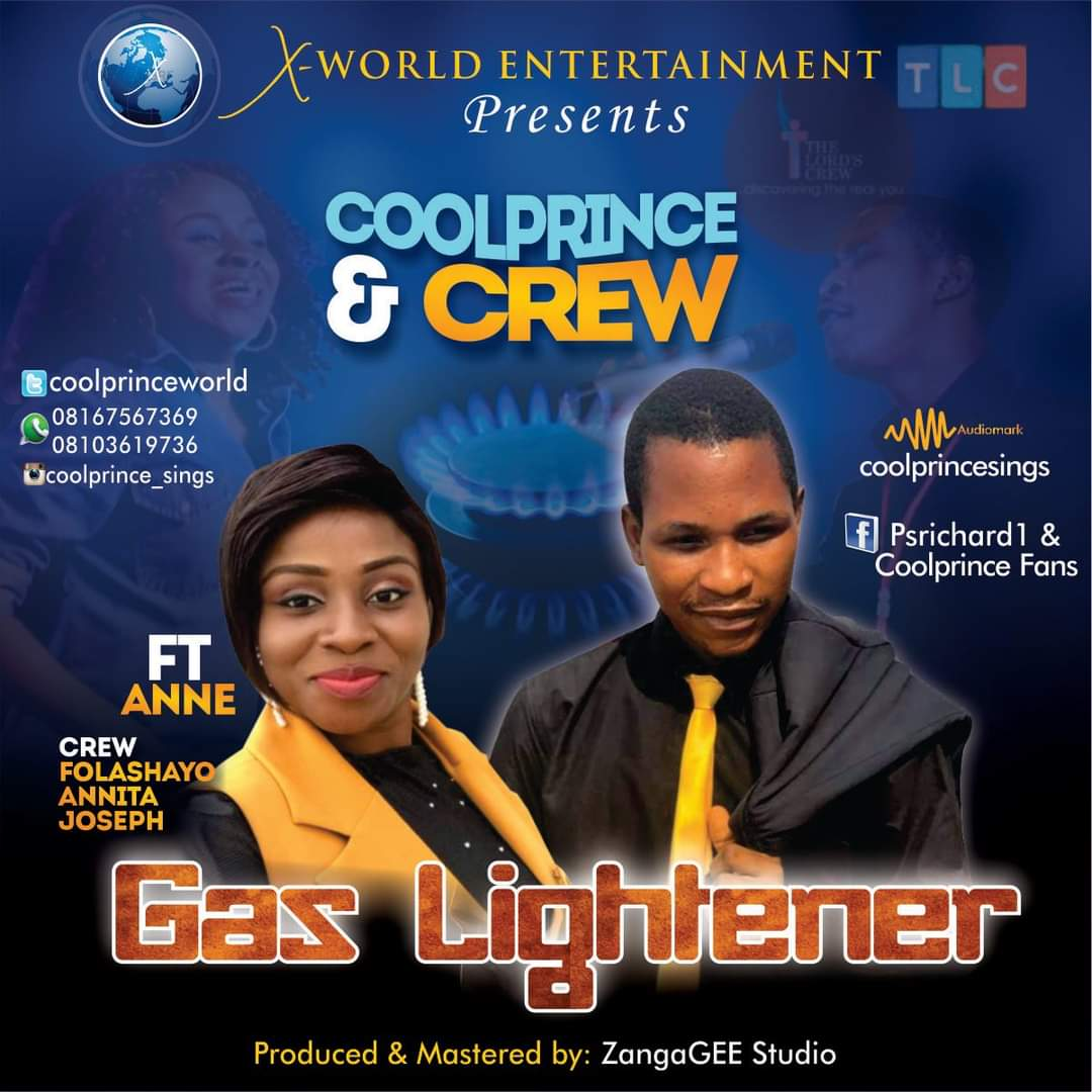 New Music:-Gas Lightener by Coolprince ft. Anne 1