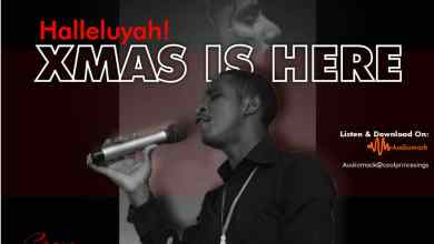 """New Music:- """"Hallelujah Xmas is Here"""" By Coolprince 36"""